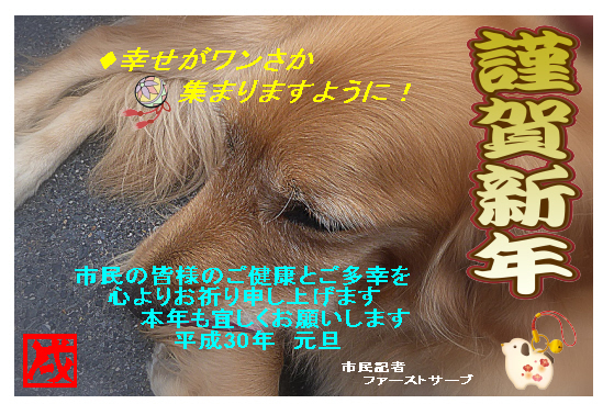 市民記者 年賀状(戌年).jpg
